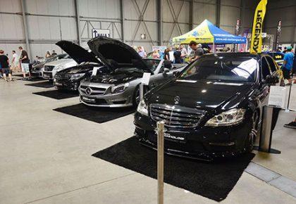 نمایشگاه های اتومبیل و قطعات یدکی خودرو در لهستان