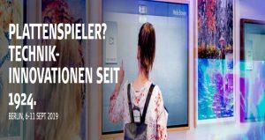 نمایشگاه لوازم الکترونیکی IFA BERLIN 2019 آلمان