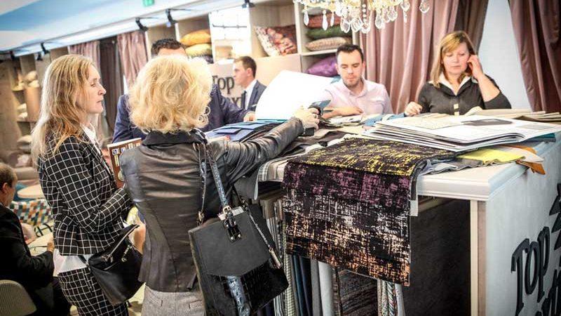 نمایشگاه های نساجی ، منسوجات خانگی و پارچه در فرانسه