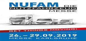 نمایشگاه وسایل نقلیه تجاری NUFAM 2019 آلمان
