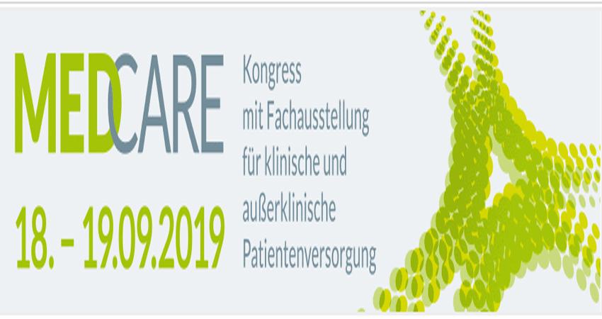 نمایشگاه و کنگره بیمارستان MEDCARE LEIPZIG 2019 آلمان