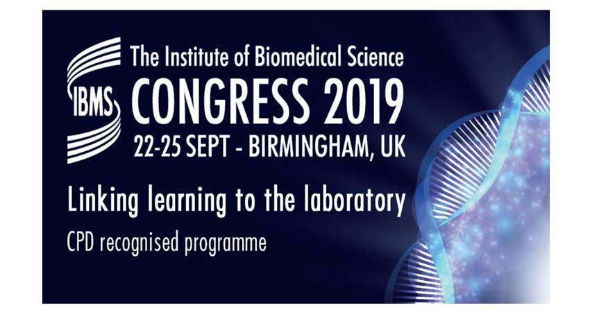 کنفرانس بین المللی زیست پزشکی BIOMEDICAL SCIENCE CONGRESS 2019 انگلستان