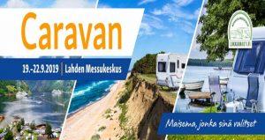 نمایشگاه اتومبیل های کاروان CARAVAN 2019 فنلاند