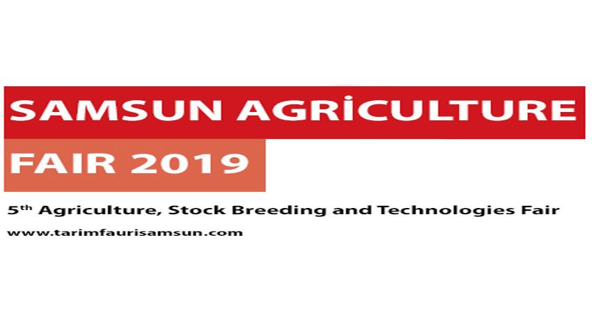 نمایشگاه کشاورزی SAMSUN AGRICULTURE FAIR 2019 ترکیه