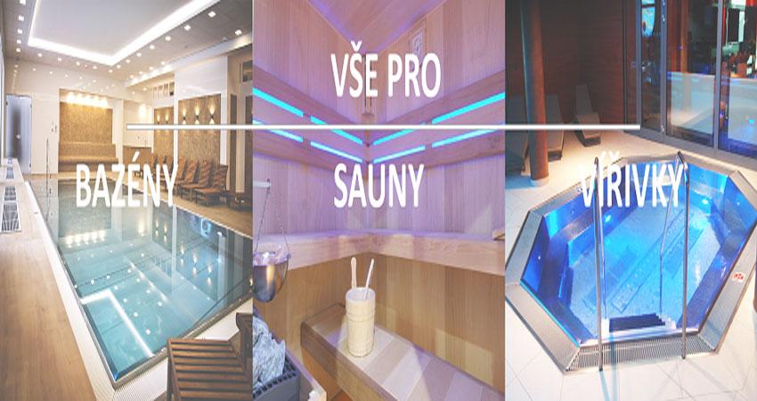 نمایشگاه استخر شنا و سونا BAZÉNY, SAUNY & SOLÁRIA 2019 جمهوری چک
