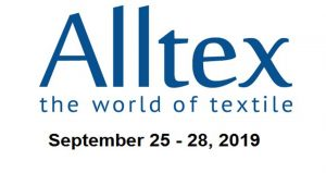 نمایشگاه نساجی ALLTEX – THE WORLD OF TEXTILE 2019 اوکراین