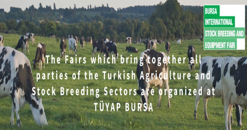 نمایشگاه کشاورزی و دامداری BURSA STOCKBREEDING AND EQUIPMENT 2019 ترکیه