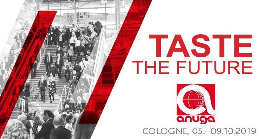 نمایشگاه بین المللی غذا ANUGA 2019 آلمان