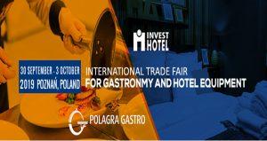 نمایشگاه تجهیزات هتل و رستوران INVEST – HOTEL 2019 لهستان