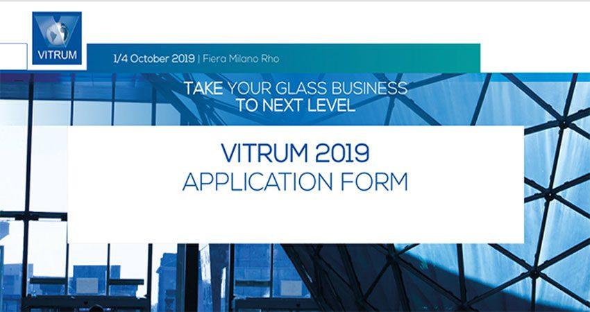 نمايشگاه بين المللي صنعت شیشه VITRUM 2019 ایتالیا