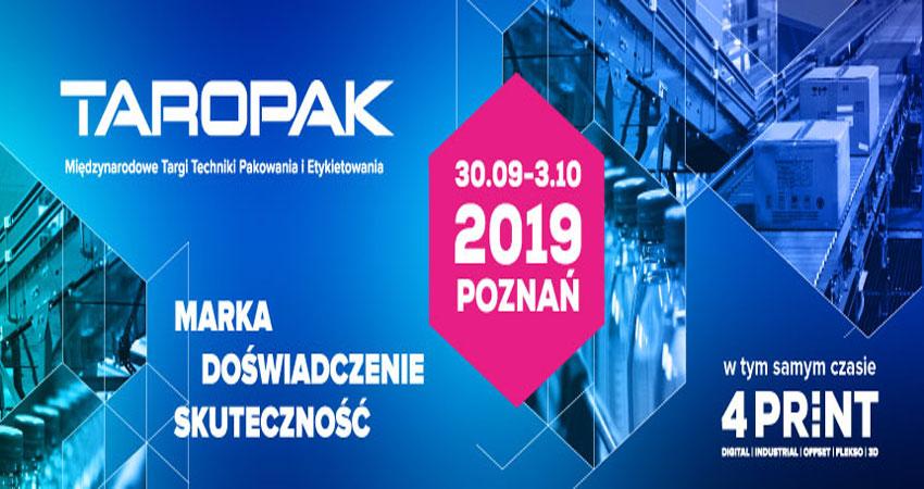 نمایشگاه بین المللی بسته بندی TAROPAK 2019 لهستان