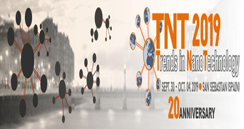 کنفرانس بین المللی فناوری نانو TNT – TRENDS IN NANOTECHNOLOGY 2019 اسپانیا