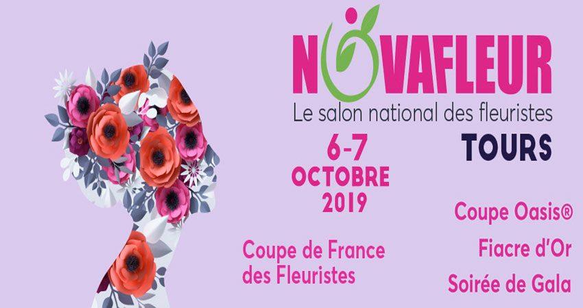 نمایشگاه گل و گیاه NOVAFLEUR 2019 فرانسه