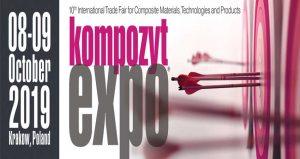 نمایشگاه ماشین آلات تولید کامپوزیت KOMPOZYT-EXPO 2019 لهستان