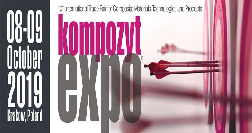 نمایشگاه ماشین آلات تولید کامپوزیت KOMPOZYT-EXPO 2019 g لهستان