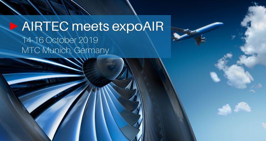 نمایشگاه بین المللی هوافضا AIRTEC 2019 آلمان