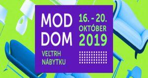 نمایشگاه بین المللی مبلمان MODDOM 2019 اسلواکی