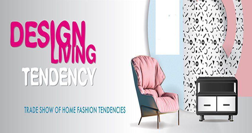 نمایشگاه مبلمان و طراحی داخلی DESIGN. LIVING TENDENCY 2019 اوکراین