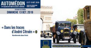 نمایشگاه خودروهای کلاسیک و هواپیما AUTOMEDON 2019 فرانسه