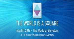 نمایشگاه بین المللی تجهیزات آسانسور INTERLIFT AUGSBURG 2019 آلمان