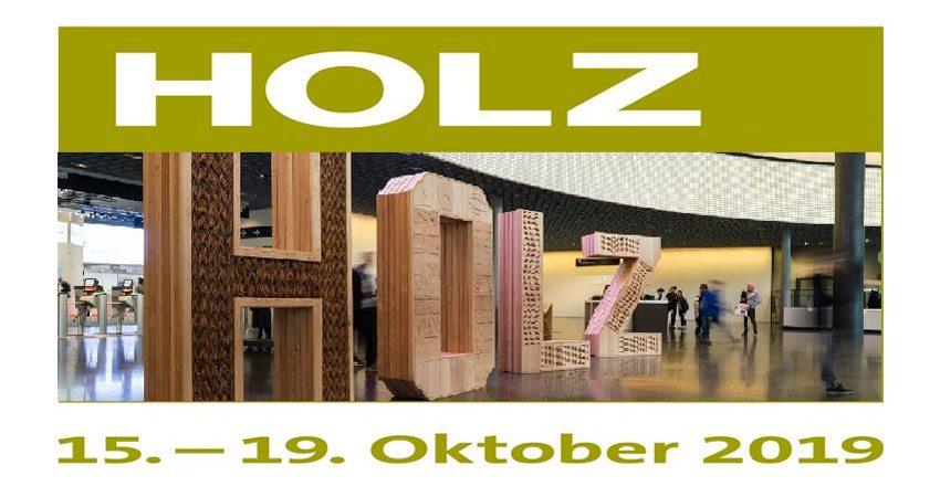 نمایشگاه چوب HOLZ 2019 سوئیس