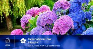 نمایشگاه گل و گیاه FLOWER SPRING / AUTUMN 2019 بلغارستان