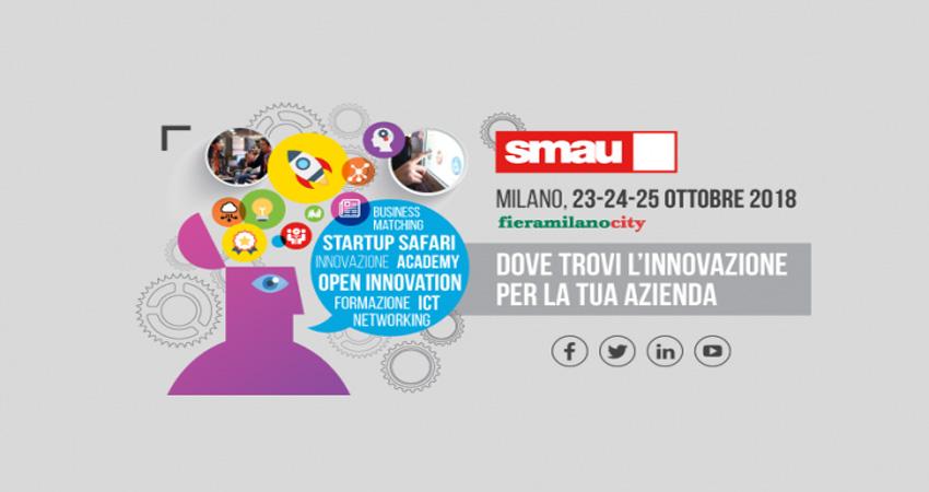 نمایشگاه بین المللی فناوری اطلاعات و ارتباطات SMAU MILANO 2019 ایتالیا