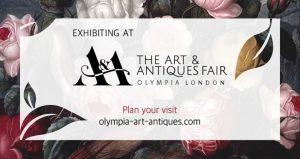ویزای نمایشگاهی هنر و عتیقه جات THE ART & ANTIQUES FAIR OLYMPIA 2019 انگلستان