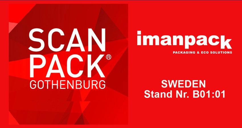نمایشگاه بسته بندی SCANPACK 2019 سوئد