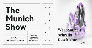 نمایشگاه سنگ های قیمتی و معدنی MINERALIENTAGE MÜNCHEN 2019 آلمان