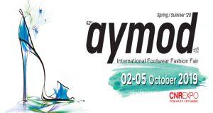 نمایشگاه بین المللی کفش AYMOD 2019 ترکیه