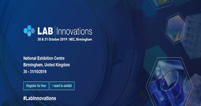 نمایشگاه آزمایشگاه LAB INNOVATIONS 2019 انگلستان