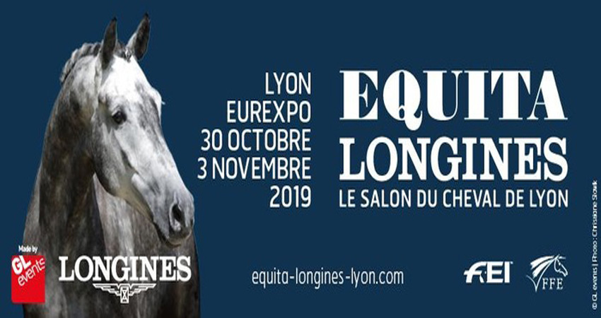 نمایشگاه بین المللی اسب EQUITA LONGINES 2019 فرانسه
