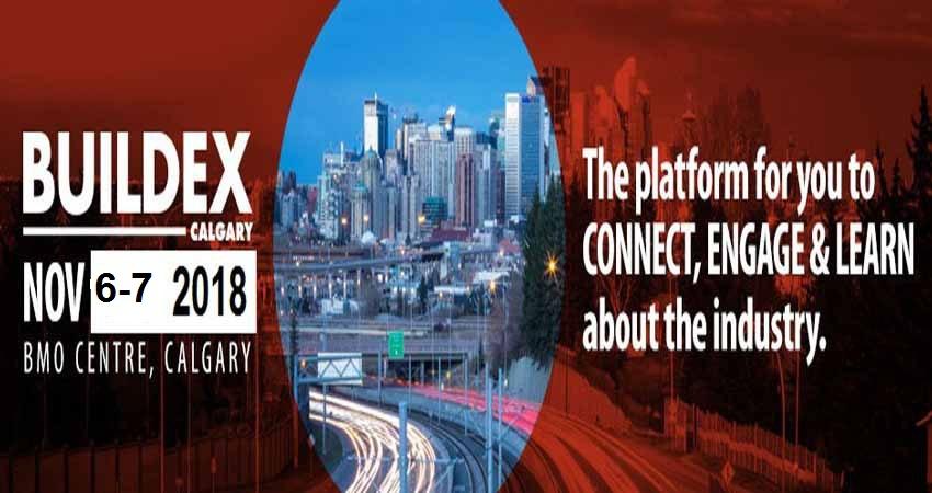 تور نمایشگاهی معماری و ساخت و ساز BUILDEX CALGARY 2019 کانادا