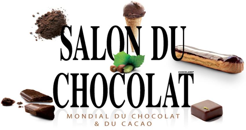 نمایشگاه شکلات SALON DU CHOCOLAT – PARIS 2019 فرانسه
