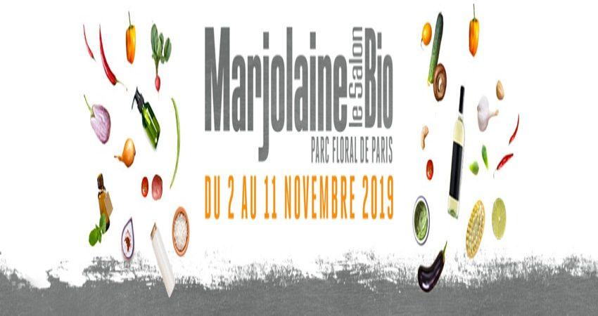 ویزای نمایشگاهی محصولات ارگانیک MARJOLAINE 2019 فرانسه