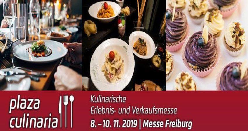 نمایشگاهی آشپزی PLAZA CULINARIA 2019 آلمان
