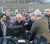 نمایشگاه رادیو و الکترونیک RADIOAMATORE 2 2019 ایتالیا