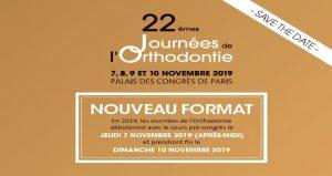 ویزای نمایشگاهی و کنفرانس ارتودنسی JOURNÉES DE L'ORTHODONTIE 2019 فرانسه