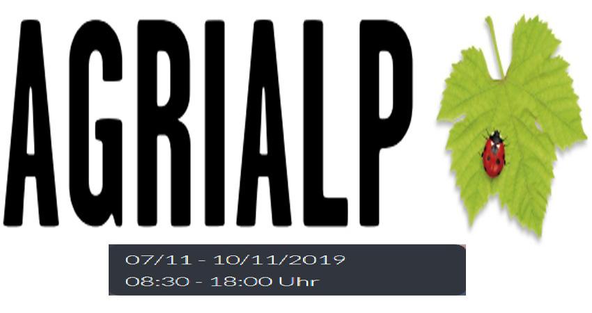ویزای تجاری نمایشگاه کشاورزی AGRIALP 2019 ایتالیا