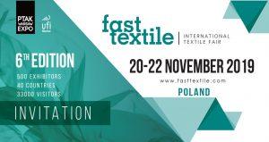 ویزای نمایشگاهی نساجی FAST TEXTILE 2019 لهستان