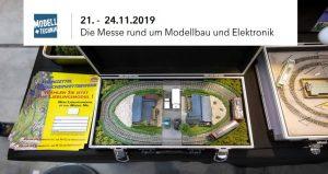 تور نمایشگاهی ساخت مدل و الکترونیک MODELL SÜD 2019 آلمان