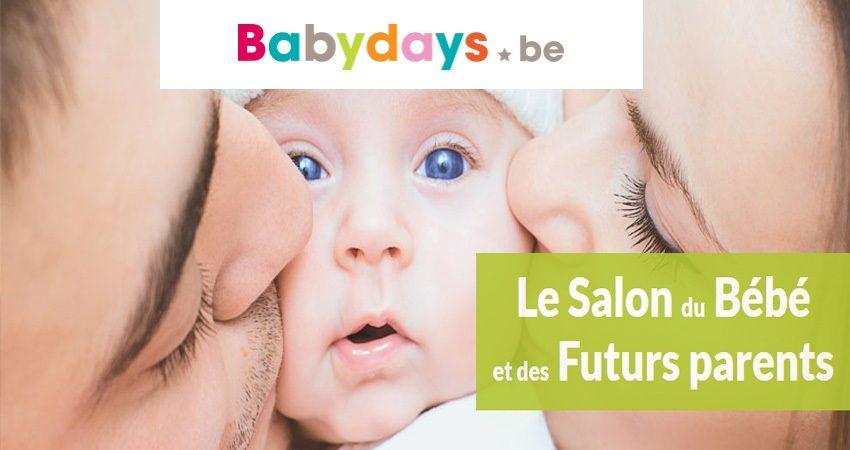 نمایشگاهی کودک و مادر BABY DAYS - CHARLEROI 2019 بلژیک