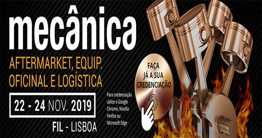 نمایشگاهی تجهیزات مکانیکی MECÂNICA FIL 2019 پرتغال