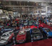 نمایشگاهی اتومبیل کلاسیک INTERCLASSICS BRUSSELS 2019 بلژیک