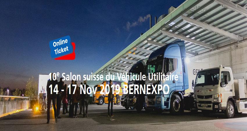 ویزای تجاری نمایشگاه حمل و نقل SUISSE TRANSPORT 2019 سوئیس