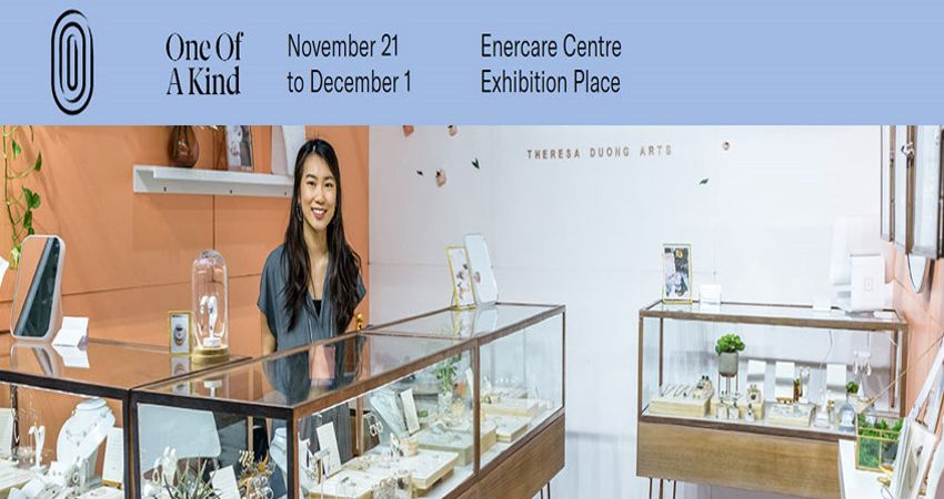 نمایشگاه هنر و صنایع دستی ONE OF KIND SHOW & SALE 2019 کانادا