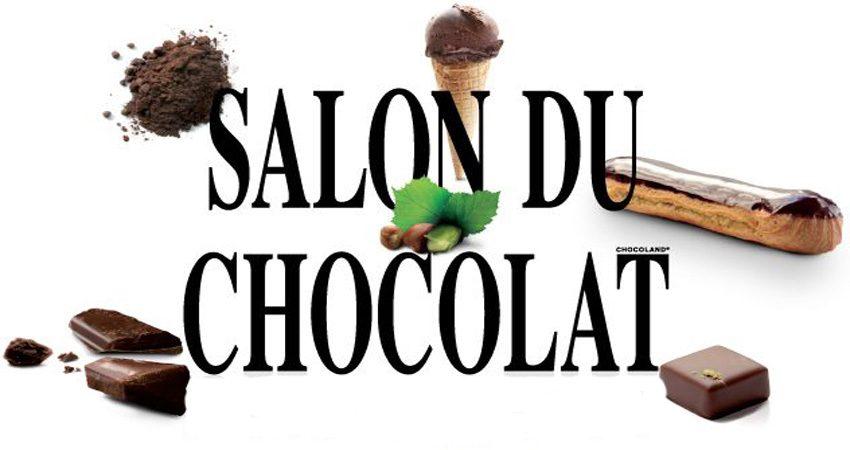 نمایشگاهی شکلات SALON DU CHOCOLAT - LYON 2019 فرانسه