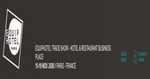 ویزای نمایشگاهی هتلداری و رستوران SALON EQUIP'HOTEL PARIS 2019 فرانسه