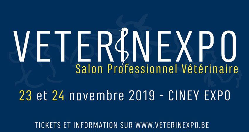 نمایشگاهی دامپزشکی VETERINEXPO 2019 بلژیک